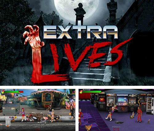 In addition to the game Speedway Racers for iPhone, iPad or iPod, you can also download Extra lives for free.