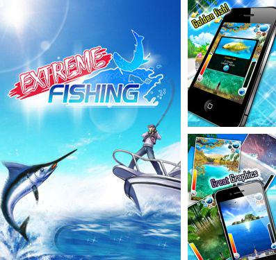 In addition to the game Monster Trucks vs. Army Night Smash for iPhone, iPad or iPod, you can also download Extreme Fishing for free.