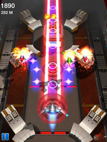 Capturas de pantalla del juego Extreme flight para iPhone, iPad o iPod.