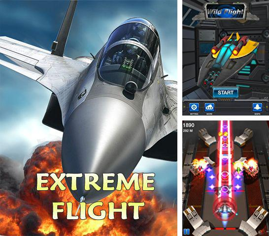 In addition to the game Marvel: Avengers alliance 2 for iPhone, iPad or iPod, you can also download Extreme flight for free.