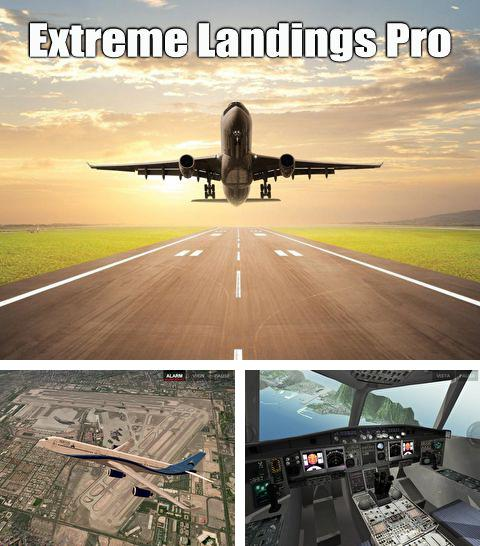 In addition to the game Ronin's revenge for iPhone, iPad or iPod, you can also download Extreme landings pro for free.