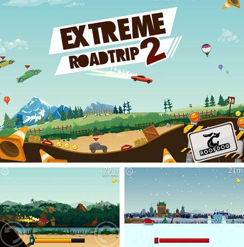 In addition to the game Action Truck for iPhone, iPad or iPod, you can also download Extreme road trip 2 for free.