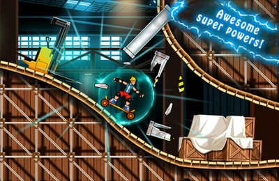 Screenshots of the Extreme Skater game for iPhone, iPad or iPod.