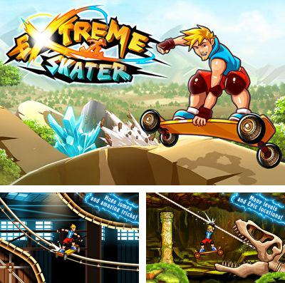 In addition to the game Epic Eric for iPhone, iPad or iPod, you can also download Extreme Skater for free.