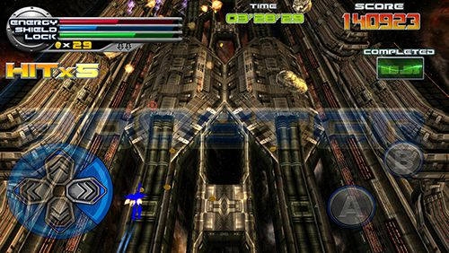 Screenshots vom Spiel Implosion: Never lose hope für iPhone, iPad oder iPod.