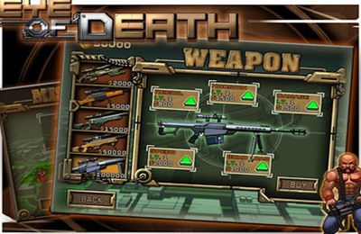 Игра Eye of Death для iPhone