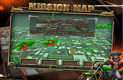 Screenshots vom Spiel Eye of Death für iPhone, iPad oder iPod.
