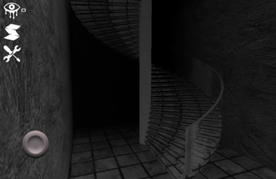 Screenshots vom Spiel Eyes - the horror game für iPhone, iPad oder iPod.