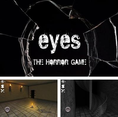 In addition to the game Real Racing 2 for iPhone, iPad or iPod, you can also download Eyes - the horror game for free.