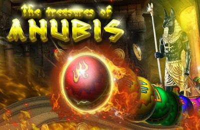 Eygpt Zuma – Treasures of Anubis