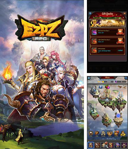 In addition to the game Duel of Fate for iPhone, iPad or iPod, you can also download EZ PZ rpg for free.