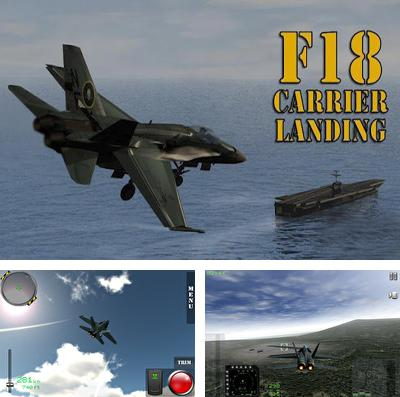 In addition to the game RunBot for iPhone, iPad or iPod, you can also download F18 Carrier Landing for free.