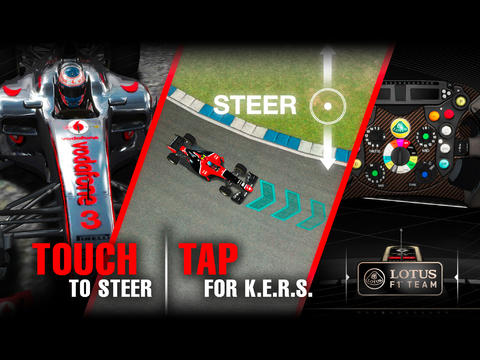 Free F1 Challenge download for iPhone, iPad and iPod.