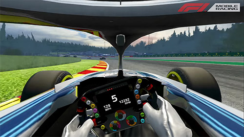 Baixe F1 mobile racing gratuitamente para iPhone, iPad e iPod.