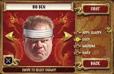 Download Face fighter iPhone free game.