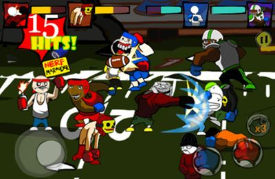 Download Faceless Gangsters iPhone free game.
