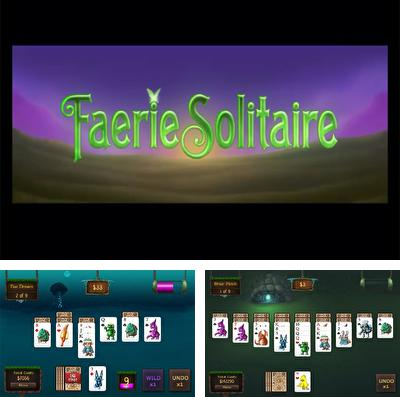 Скачать Faerie Solitaire Mobile HD на iPhone бесплатно