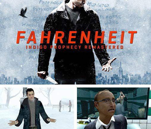 In addition to the game Cheezia: Gears of Fur for iPhone, iPad or iPod, you can also download Fahrenheit: Indigo prophecy remastered for free.