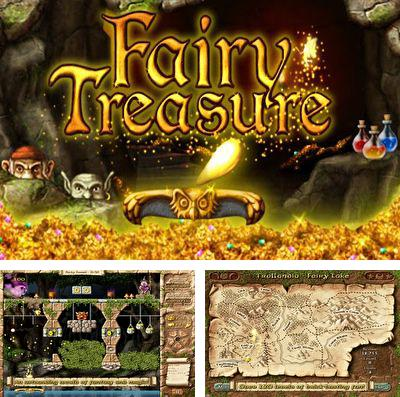 In addition to the game Pure skate for iPhone, iPad or iPod, you can also download Fairy Treasure for free.