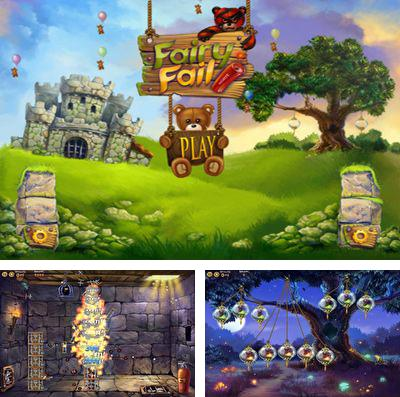 In addition to the game Stardunk for iPhone, iPad or iPod, you can also download FairyFail for free.