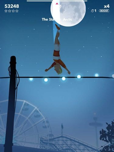 Download Fallman iPhone free game.