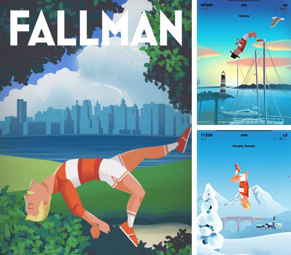 In addition to the game Mutant Fridge Mayhem – Gumball for iPhone, iPad or iPod, you can also download Fallman for free.