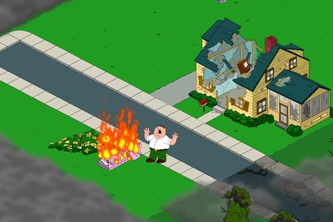 Téléchargement gratuit de Family guy: The quest for stuff pour iPhone, iPad et iPod.