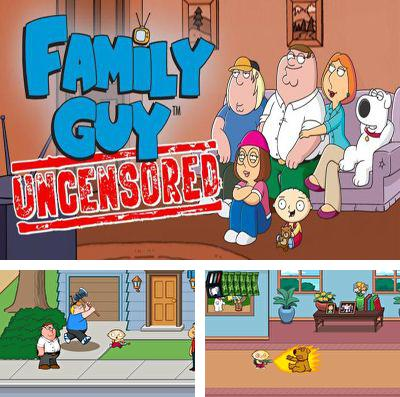 In addition to the game Ninja Chicken for iPhone, iPad or iPod, you can also download Family Guy: Uncensored for free.