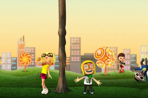 Download Fanta: Fruit slam iPhone free game.