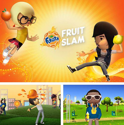 Скачать Fanta: Fruit slam на iPhone бесплатно