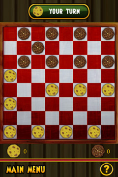 Free Fantastic Checkers download for iPhone, iPad and iPod.