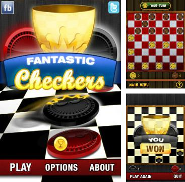 Download Fantastic Checkers iPhone free game.