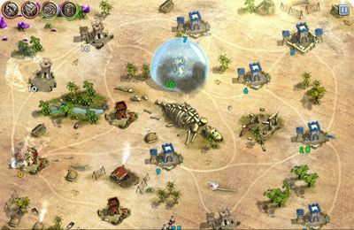 Download Fantasy Conflict iPhone free game.