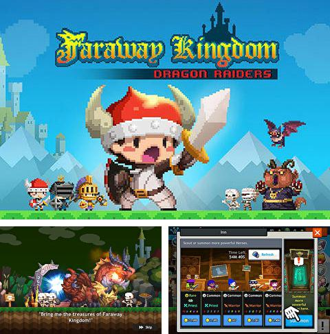In addition to the game Interlocked for iPhone, iPad or iPod, you can also download Faraway kingdom: Dragon raiders for free.