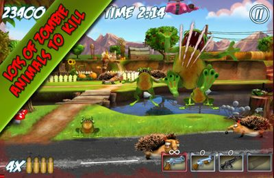 Free Farm Destroy: Alien Zombie Attack download for iPhone, iPad and iPod.