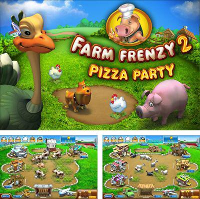 In addition to the game Bruce Lee: Enter the game for iPhone, iPad or iPod, you can also download Farm Frenzy 2: Pizza Party HD for free.