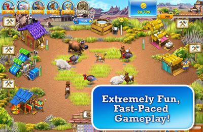 Скачать Farm Frenzy 3 – American Pie на iPhone бесплатно