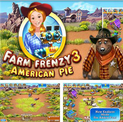 In addition to the game Sky Rider for iPhone, iPad or iPod, you can also download Farm Frenzy 3 – American Pie for free.