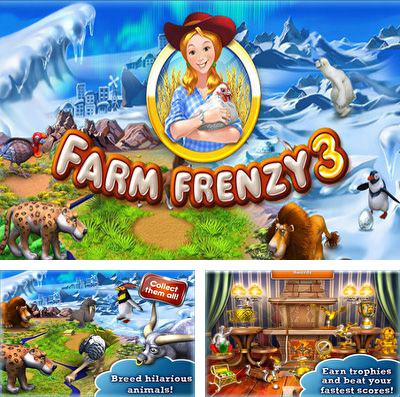 In addition to the game Chickens Can't Fly for iPhone, iPad or iPod, you can also download Farm Frenzy 3 HD for free.
