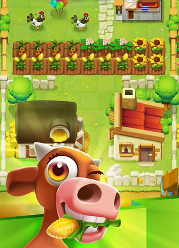 Screenshots vom Spiel Farm on! für iPhone, iPad oder iPod.