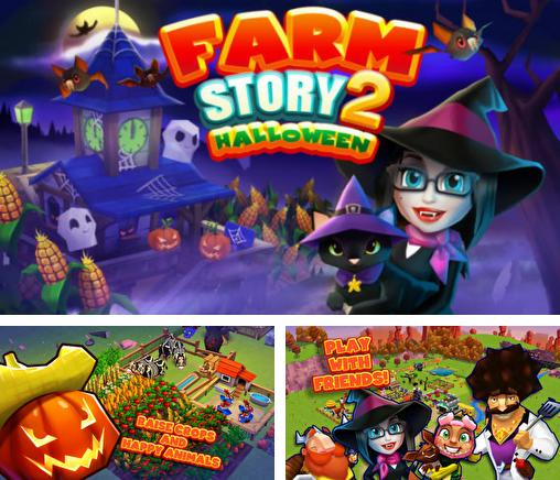 In addition to the game Snuggle Truck for iPhone, iPad or iPod, you can also download Farm Story 2: Halloween for free.