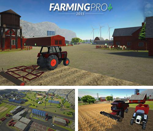 Download Farming pro 2015 iPhone free game.