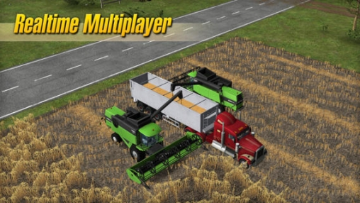 Скачати гру Farming Simulator 14 для iPad.