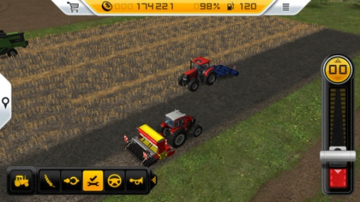 Игра Farming Simulator 14 для iPhone