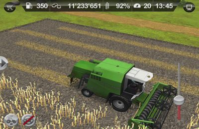 Download Farming Simulator 2012 iPhone free game.