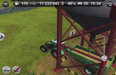 Descarga gratuita de Farming Simulator 2012 para iPhone, iPad y iPod.
