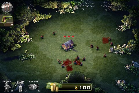 Screenshots of the Farmkill game for iPhone, iPad or iPod.