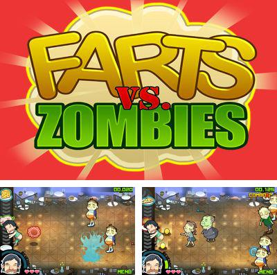 In addition to the game Space story for iPhone, iPad or iPod, you can also download Farts vs. Zombies for free.