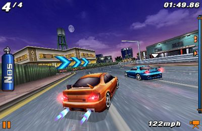 Скачати гру Fast and Furious: Pink Slip для iPad.
