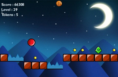 Capturas de pantalla del juego Fast Ball para iPhone, iPad o iPod.